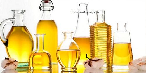 dầu thực vật